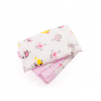 Baby duvet and pillow