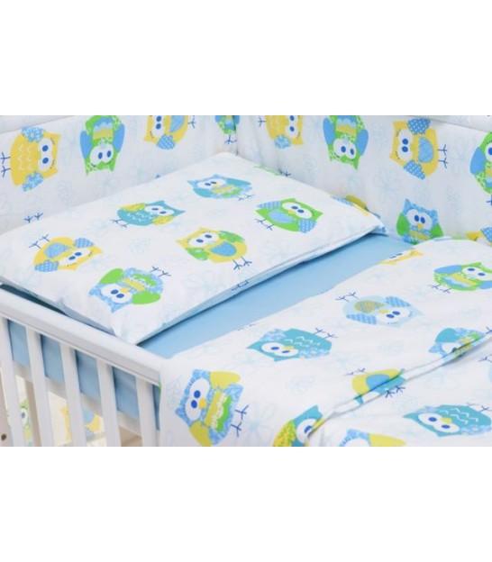 259297fed93 Kummiga voodilinade komplekt lapsele, Blue Jacadi