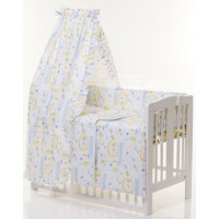Baby bed items set