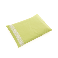 Children pillowcase with lace