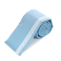 Защитный бортик для кровати, кружево