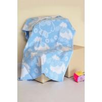 Baby flannelette blanket