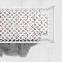 Laste Voodipesukomplekt, Pink Owl